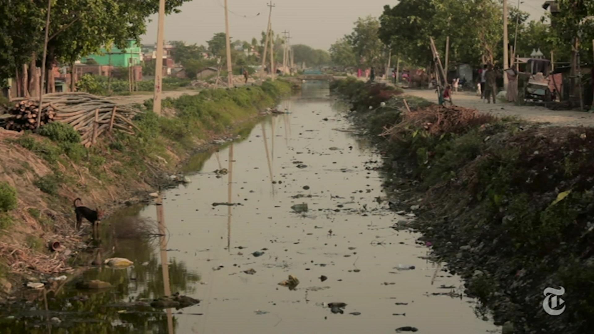 Após terremoto, Nepal se preocupa com água