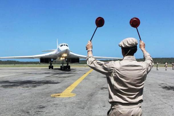 Base russa no Caribe venezuelano alerta Brasil