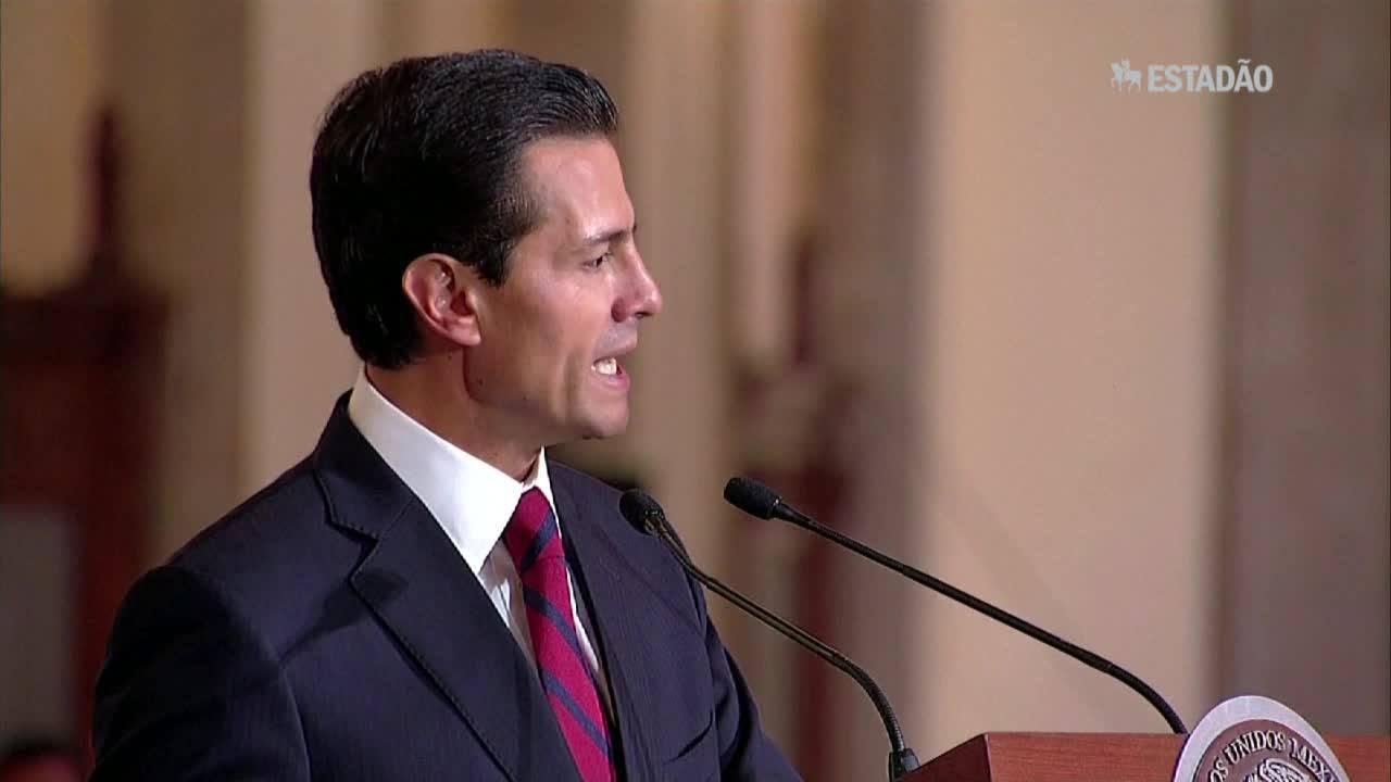 México não vai pagar muro