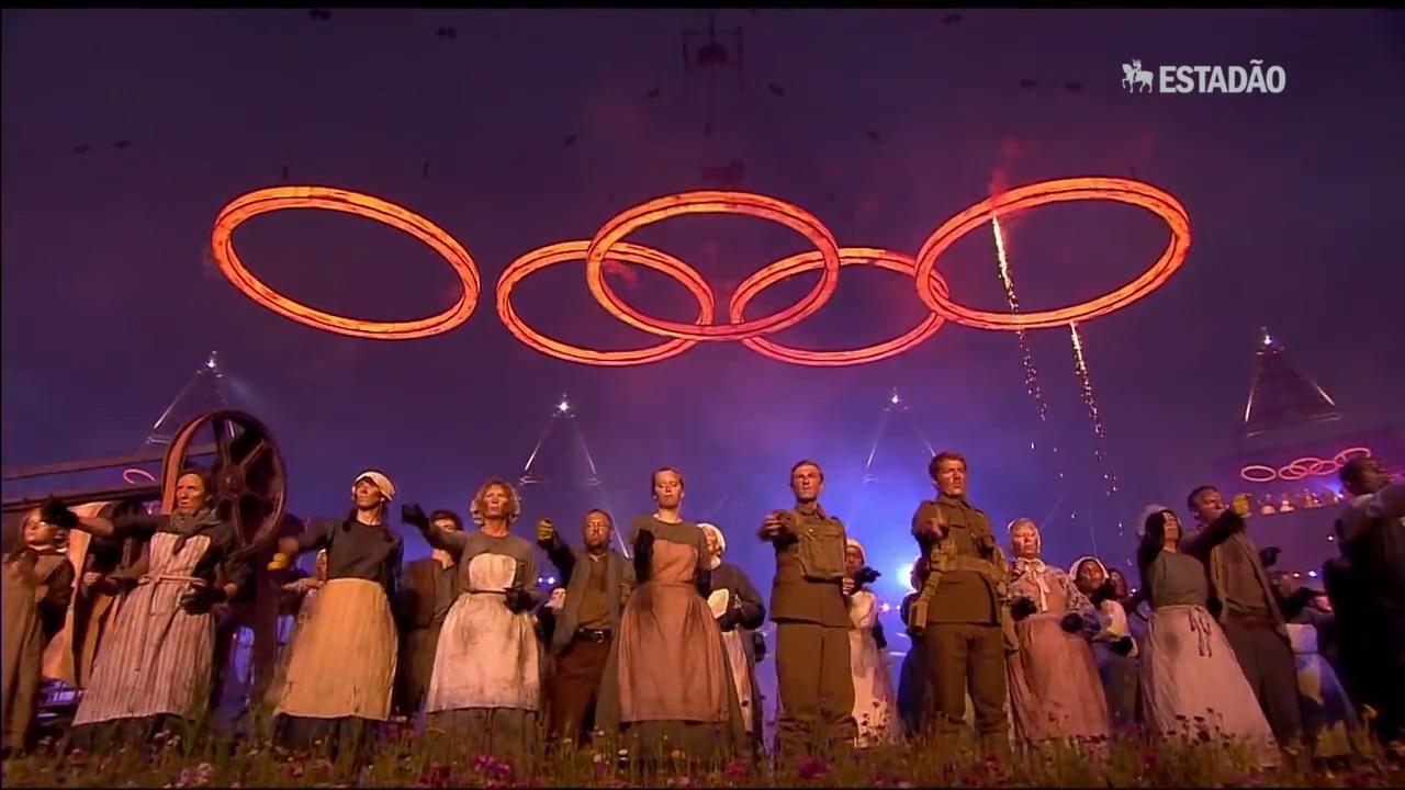 As curiosidades nas aberturas de Olimpíadas