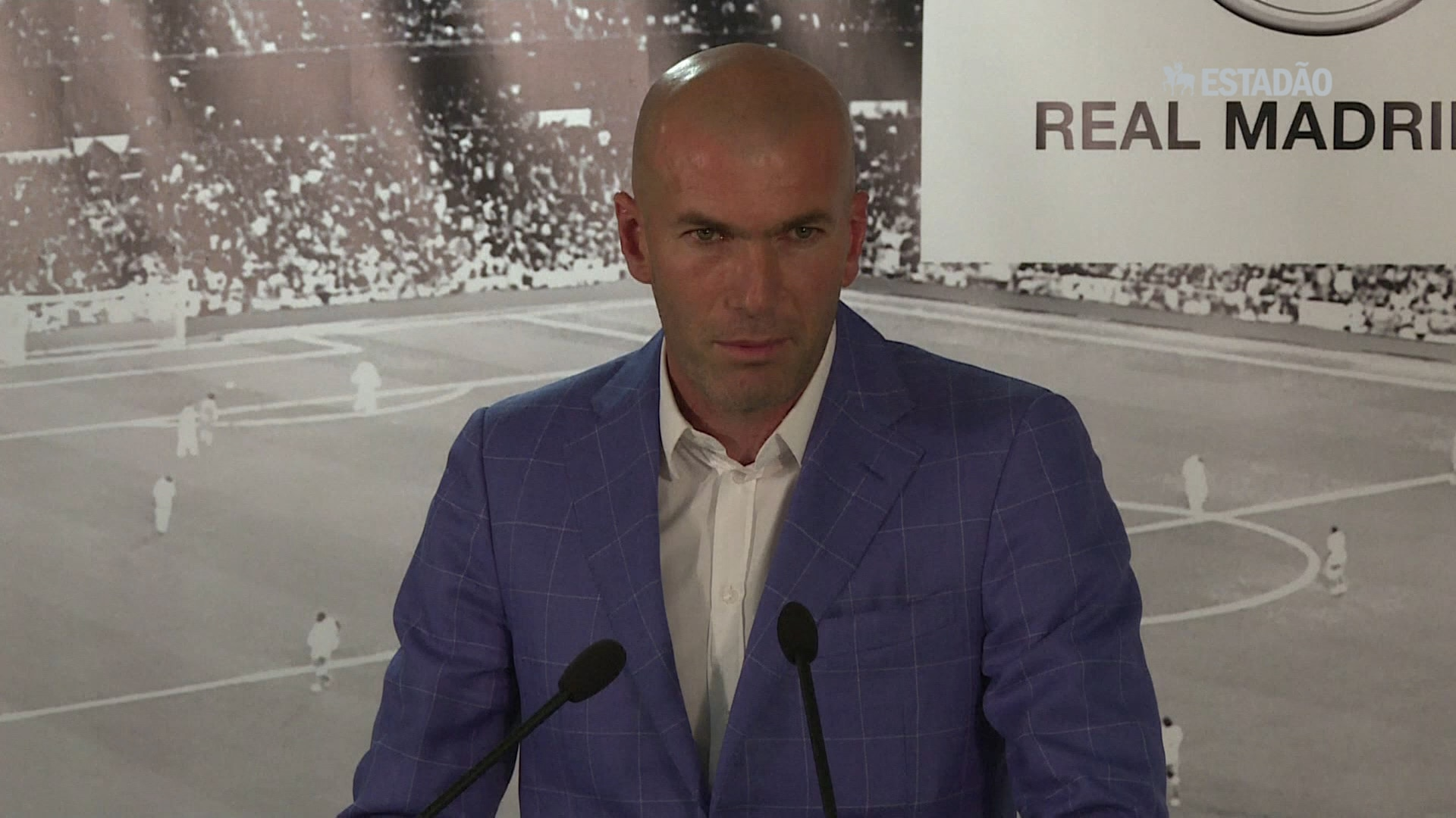 Zidane assume Real Madrid