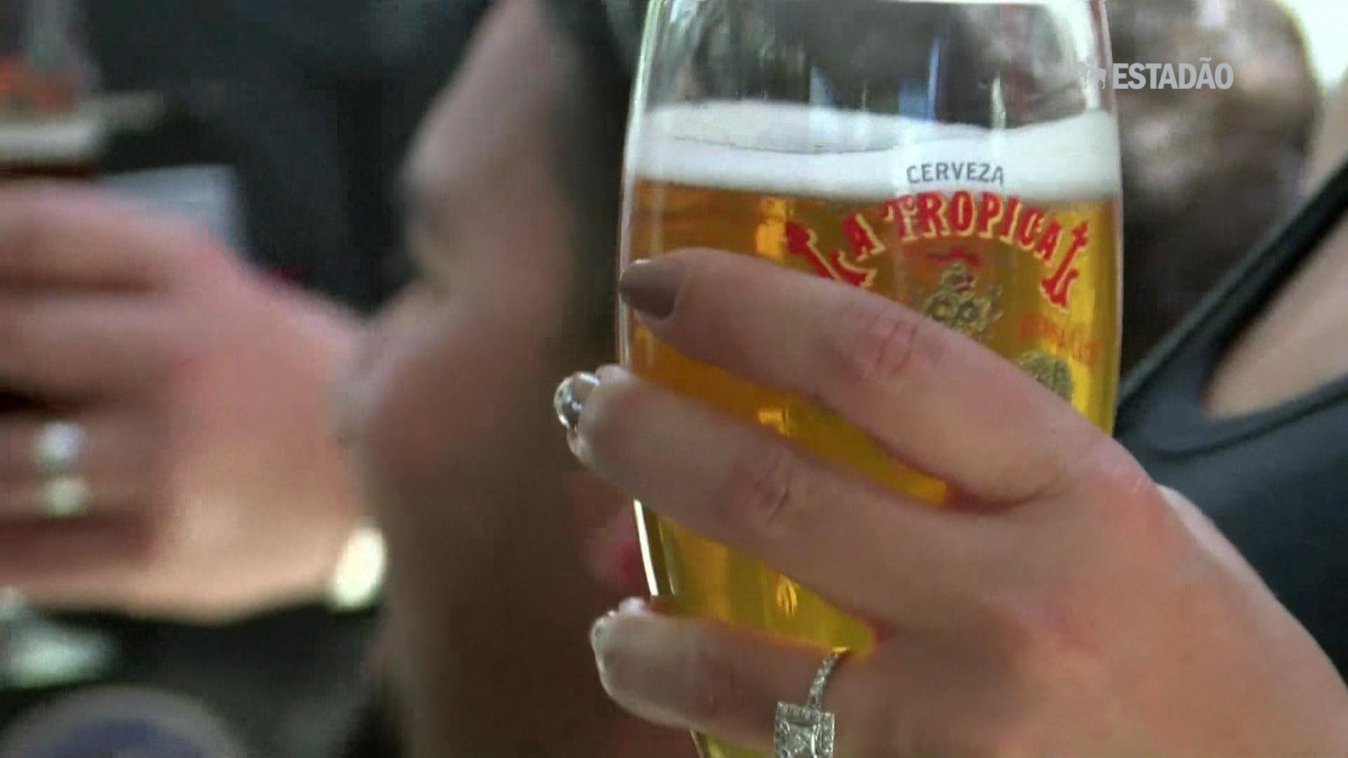 La Tropical, a cerveja mais antiga de Cuba volta a ser vendida nos EUA