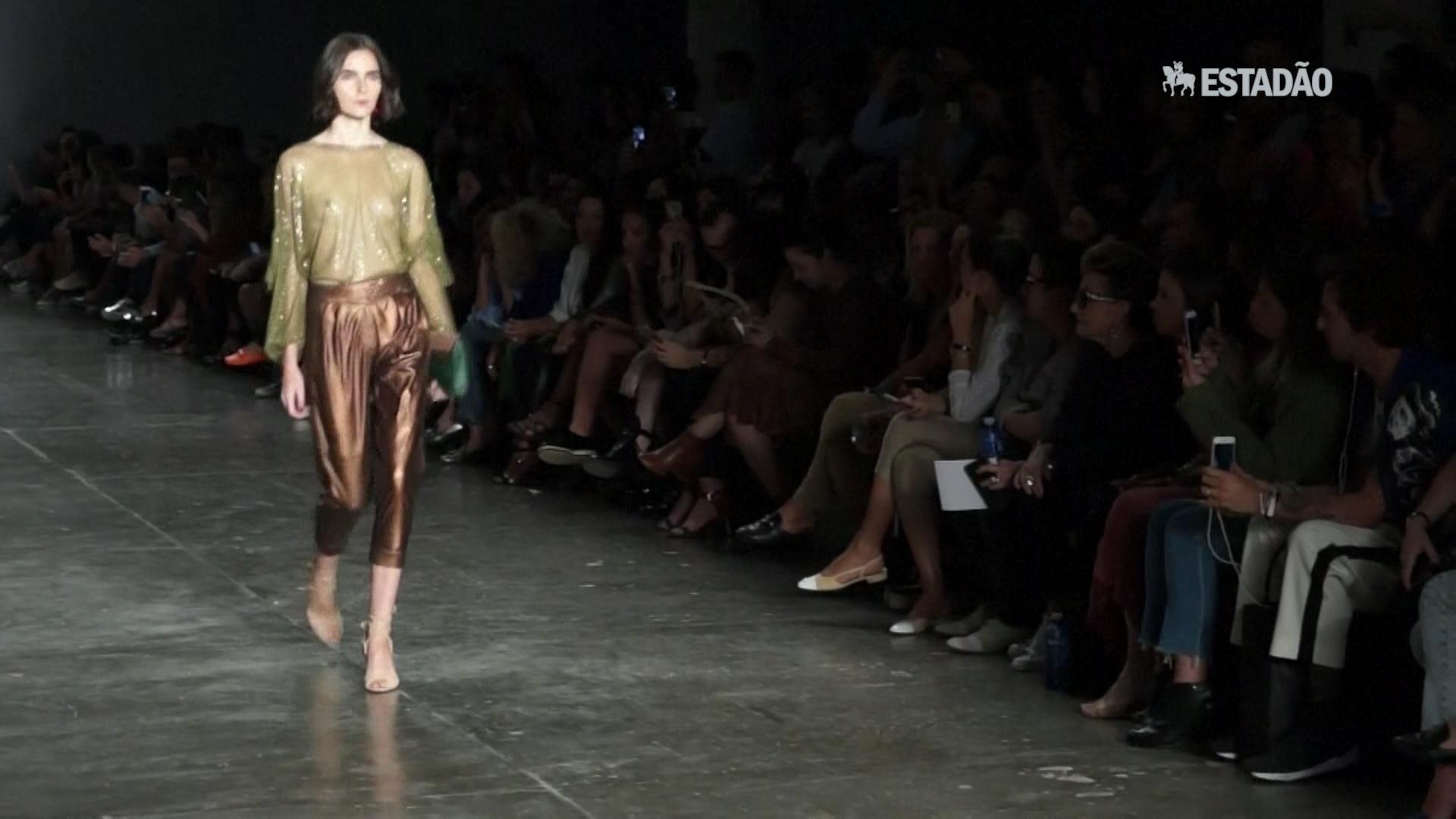 Começa a São Paulo Fashion Week