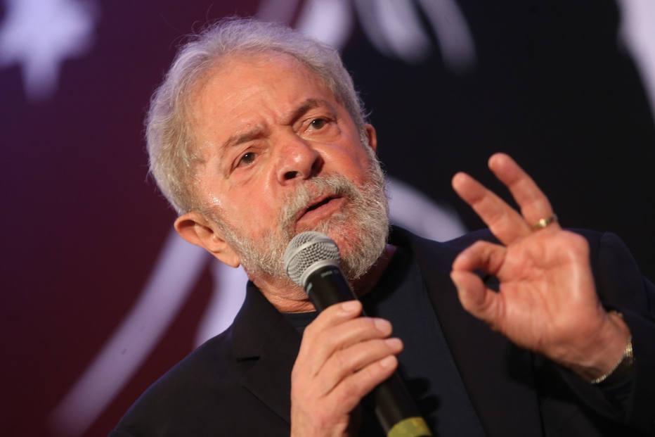 Lula segue na liderança para 2018, diz pesquisa