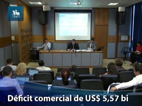 Secretário do MDIC comenta destaques da balança comercial