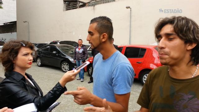 Usuário de crack faz críticas de centro de tratamento visitado por Alckmin