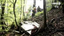 Dois aviões colidem com paraquedistas na Eslováquia