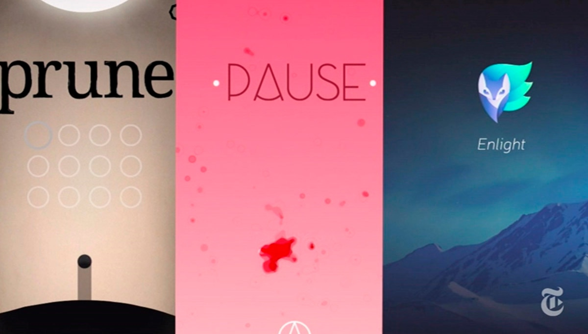 Os melhores aplicativos do ano
