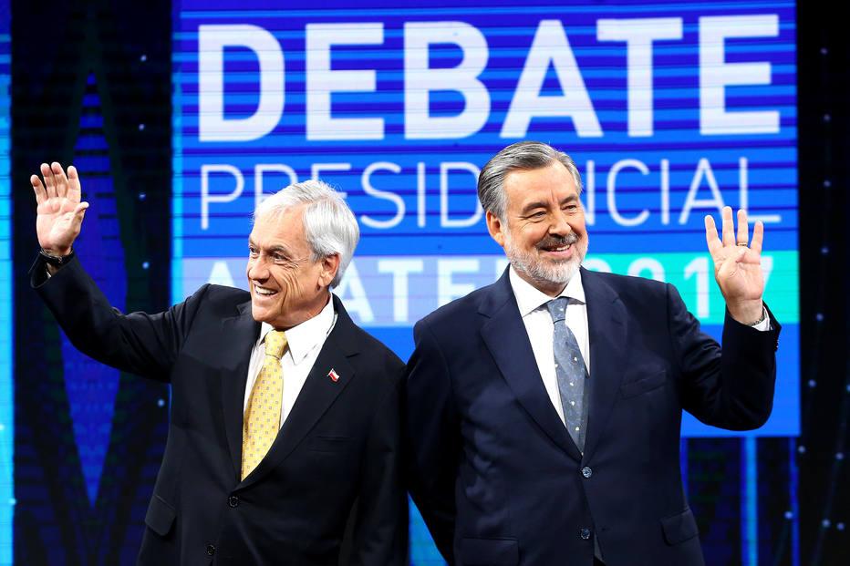 Candidatos chilenos 2017