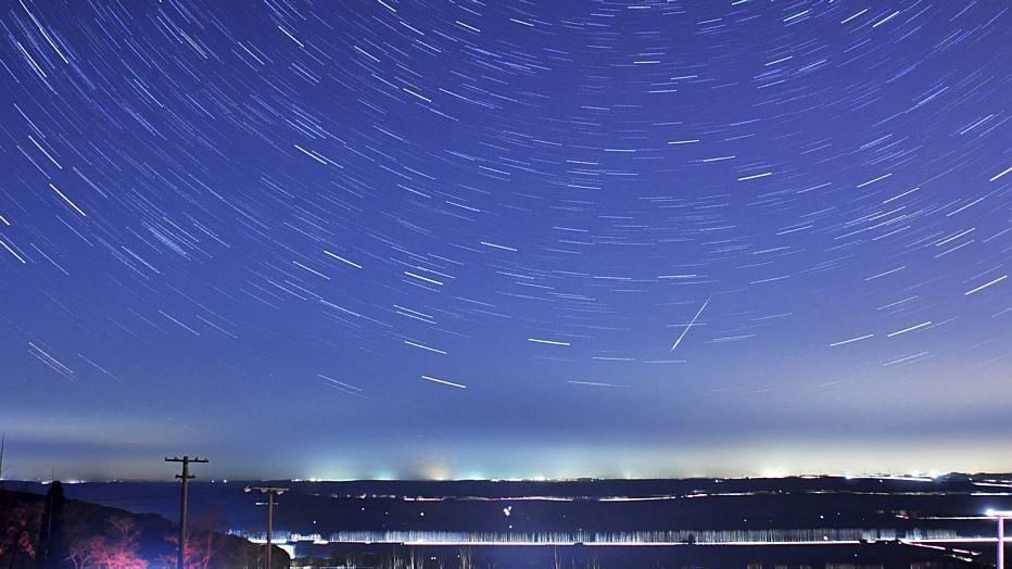 Chuva de meteoros pode ser vista em todo o mundo neste final de semana