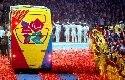 Ônibus londrino já espera os atletas para os Jogos em 2012