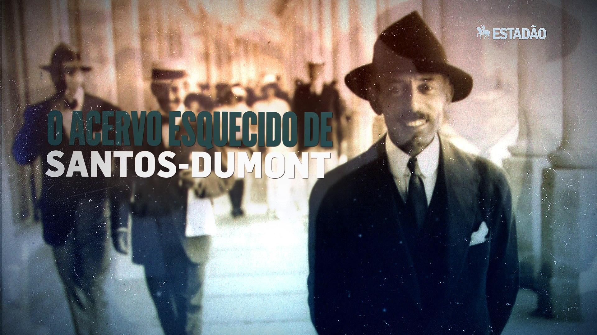 O acervo esquecido de Santos-Dumont