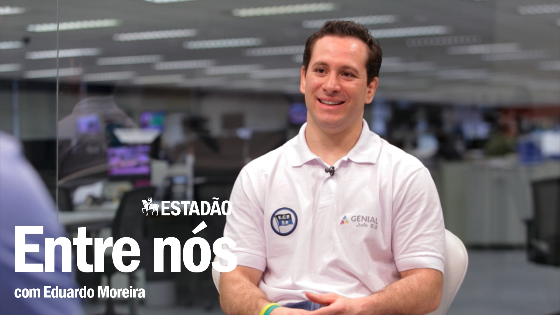 'Entre Nós' recebe Tiago Camilo
