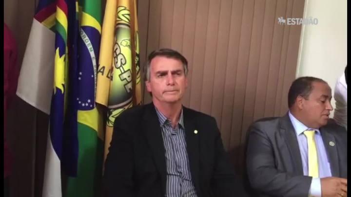Por 2018, Bolsonaro diz que deixará o PSC