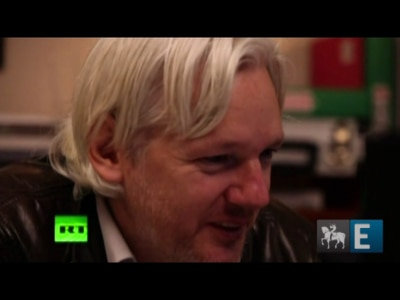 Assange pode ser detido