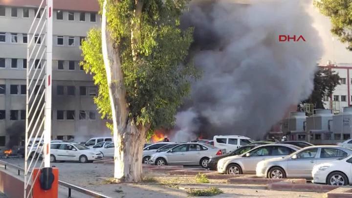 Forte explosão deixa dois mortos no sul da Turquia
