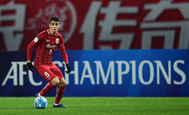 Oscar, do Shanghai SIPG