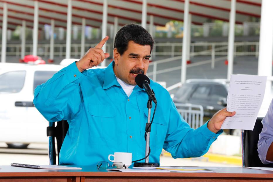Maduro ordena revisão de toda a dívida externa da Venezuela
