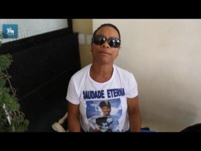 """""""Nenhum político vai usar imagem do meu filho"""", diz mãe de dançarino"""