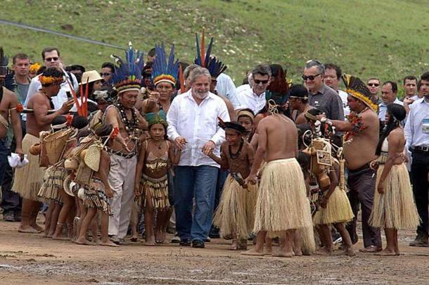 Resultado de imagem para A criação da reserva indígena Raposa-Serra do Sol, em Roraima