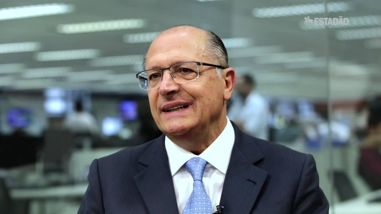 'É natural que haja desavenças políticas', diz Alckmin sobre prévias do PSDB