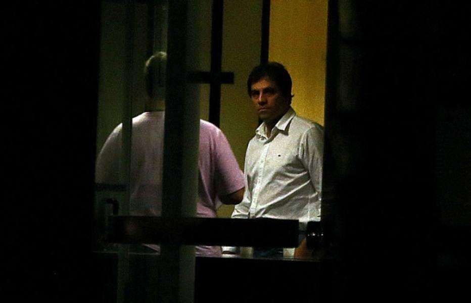 O ex-vice-presidente do Banco Rural Vinicius Samarane, condenado a 8 anos e 0 meses pelos crimes de lavagem de dinheiro e gestão fraudulenta, também se entregou no dia 5 de dezembro, após ordem do Supremo.