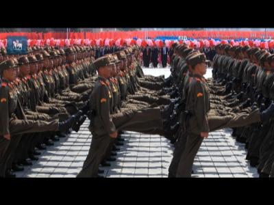 Sempre vigiado, fotógrafo se surpreende ao clicar a Coreia do Norte