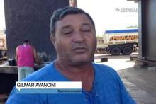 Crise no País reduziu volume de trabalho, diz caminhoneiro