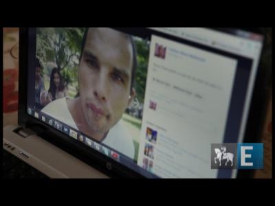 Facebook ajuda socióloga a achar irmão desaparecido