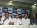 Evento de filiação do governador do Mato Grosso, Pedro Taques