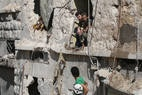 Terror na síria: bombardeios deixam vítimas no país