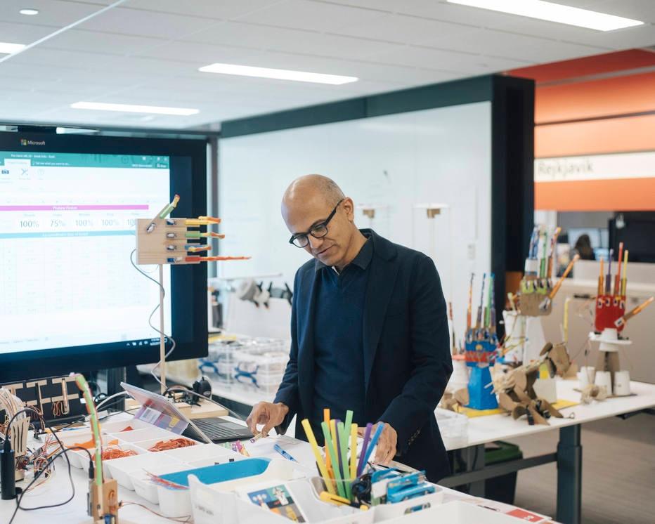 A Microsoft 'vira a chave' para a nuvem