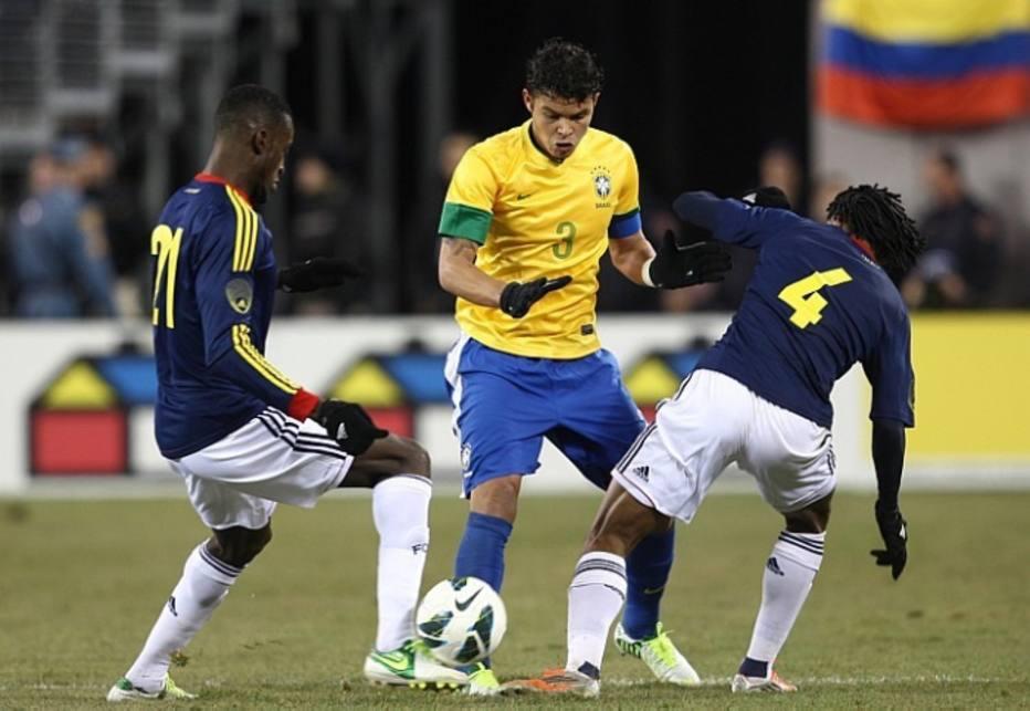 ZAGUEIRO: Thiago Silva; PSG (FRA), 28 anos. Está no grupo dos titulares absolutos da seleção. E com méritos, já que é um dos melhores zagueiros do mundo. Líder em campo, deve ser campeão