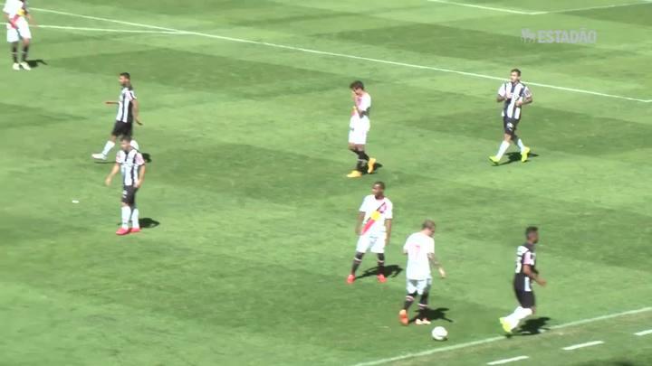 Atlético-MG vence Joinville por 1 a 0; veja os lances