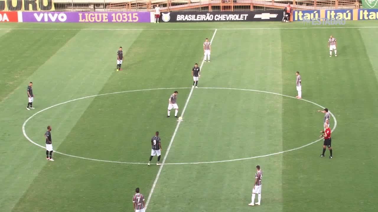 Fluminense bate o Botafogo por 1 a 0