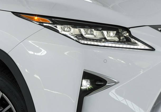 Lexus RX350 FSport
