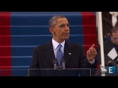 """""""Paz permanente não exige guerra perpétua"""", diz Obama em discurso"""