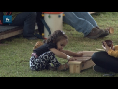 Lollapalooza tem palco para crianças
