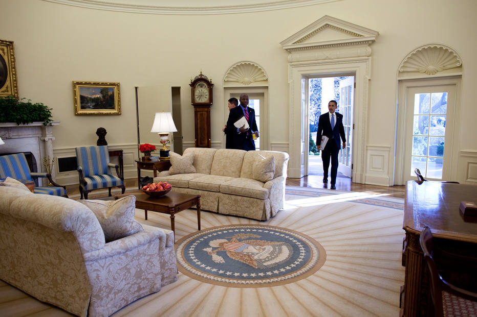 Pete Souza/White House