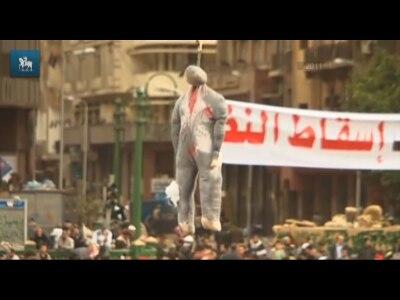 Egito tem calma temporária