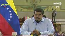 Maduro chama embaixador no Brasil