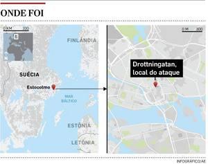Ataque em Estocolmo