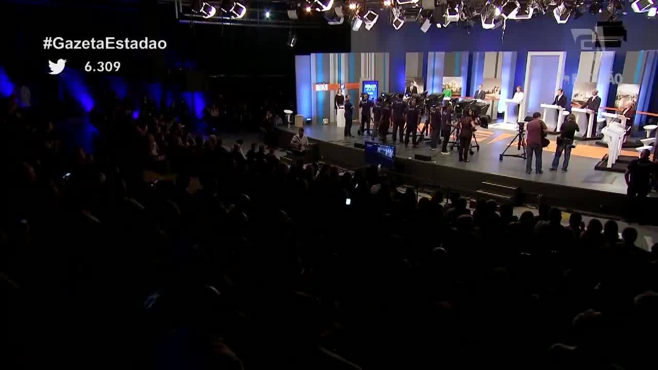 Debate: Prefeitura de São Paulo | Bloco 3