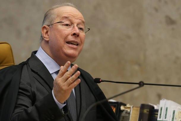 Ministro Celso de Mello, do Supremo Tribunal Federal (STF)
