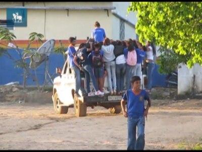 Cidade no sertão luta para manter jovens na escola
