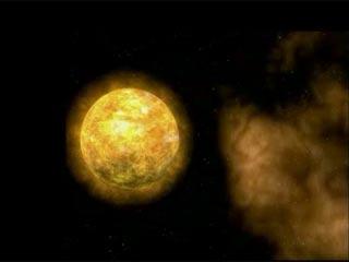 Erupção no Sol causa tempestade na Terra