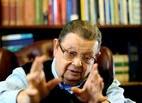 Retomada: para o ex-ministro Delfim Netto, é preciso devolver à sociedade a perspectiva de crescimento da economia