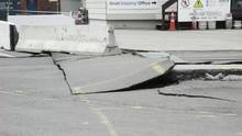 Terremoto deixa dois mortos na Nova Zelândia