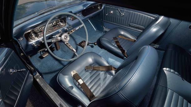 Primeiro Ford Mustang cupê da história