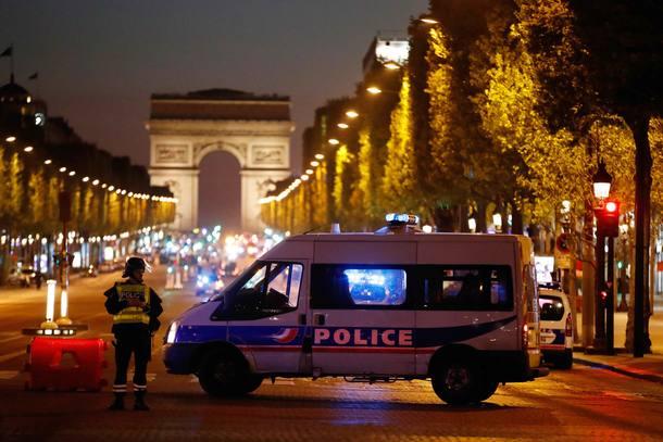 Paris - Champs-Élysées